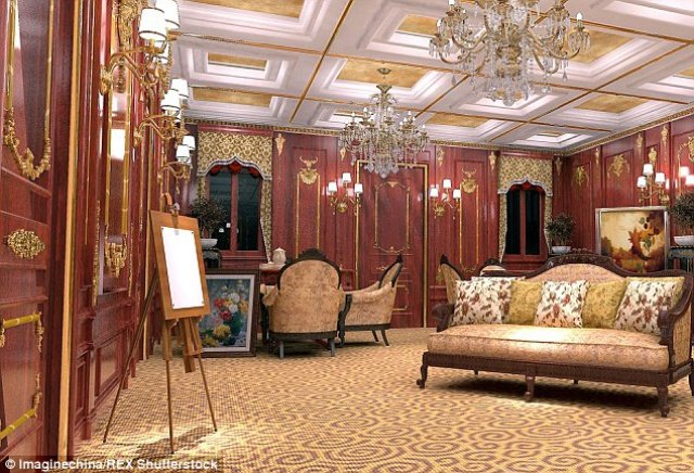 Romandisea Seven Star International Cultural Tourism Resort [Chine - 2016] 964782tit2