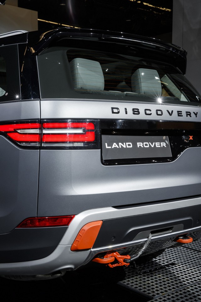Nouveau Discovery SVX : Land Rover dévoile son champion tout-terrain au Salon de Francfort 964849jlrfrankfurt2017043