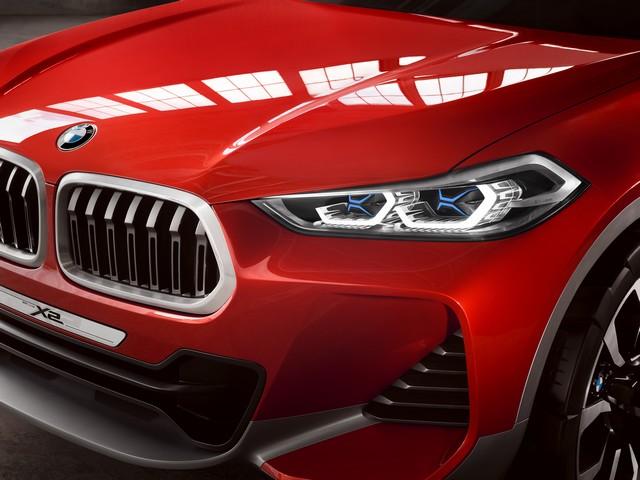 BMW Group au salon de Detroit NAIAS 2017 965403P90232971highResbmwconceptx20920