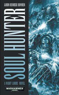 Programme des publications Black Library France de janvier à décembre 2012 965468SoulHunter200
