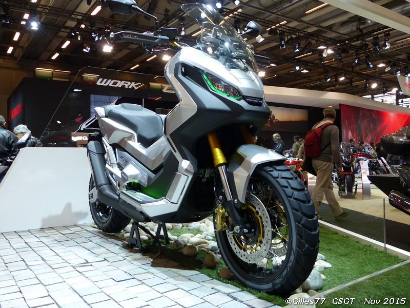 Integra X-ADV un Scoot- Trail Honda très attachant 967365P1010267