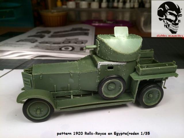 Pattern 1920 Rolls-Royce MK1 en Egypte - (Roden 1/35) 967523pattern1920011