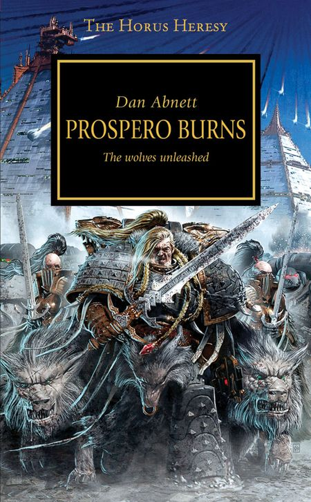 Introduction  à la Black Library 968493prosperoburns