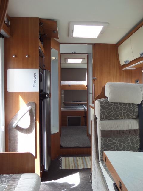 Itinéo SB740 nombeuses options à vendre. Vendu 968529SAM1343