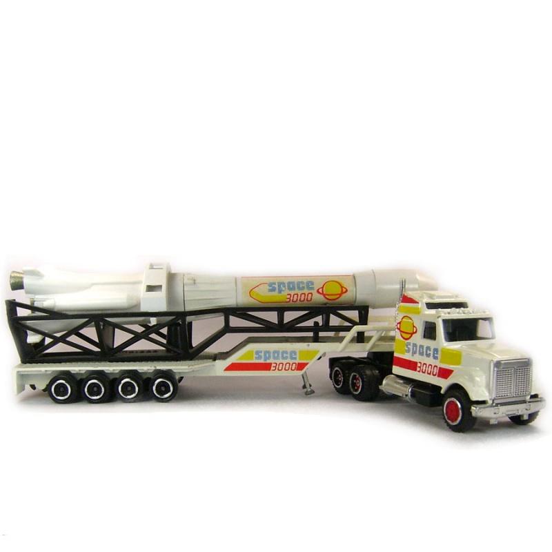 N°610 White Transport Fusée   9688444422
