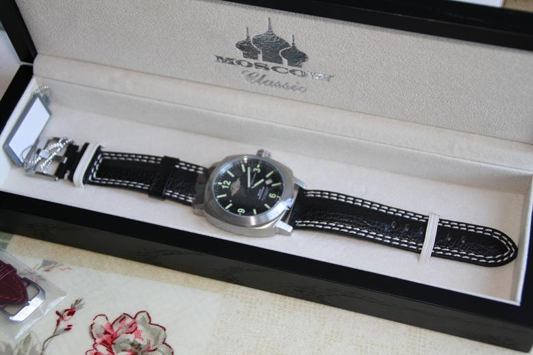 Moscow classic automatic cal.2416b 969101Vodalaz