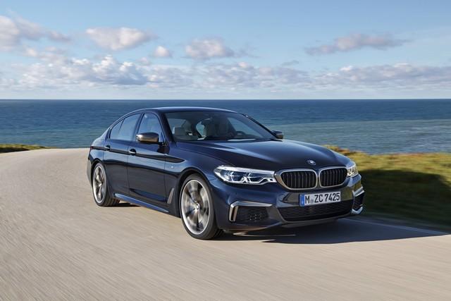 La nouvelle BMW M550i xDrive 969234P90244789highResthenewbmwm550ixd