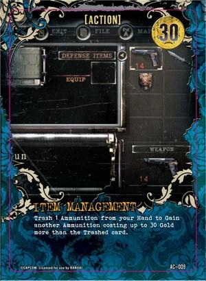 Les cartes du jeu Resident Evil 969999carte52