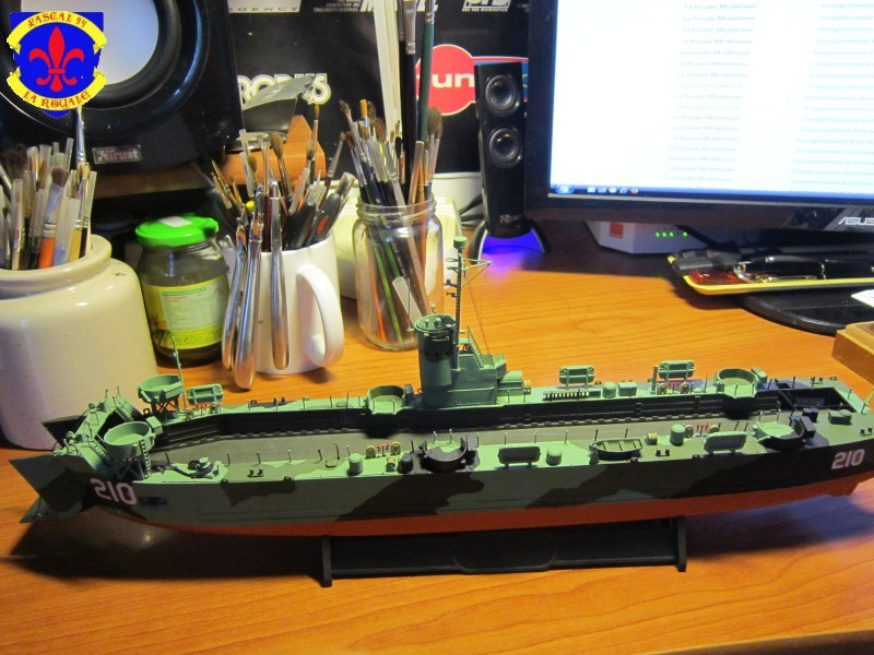 U.S. Navy Landing Ship Médium (Early) au 1/144 de Revell par Pascal 94 - Page 13 970995IMG43511