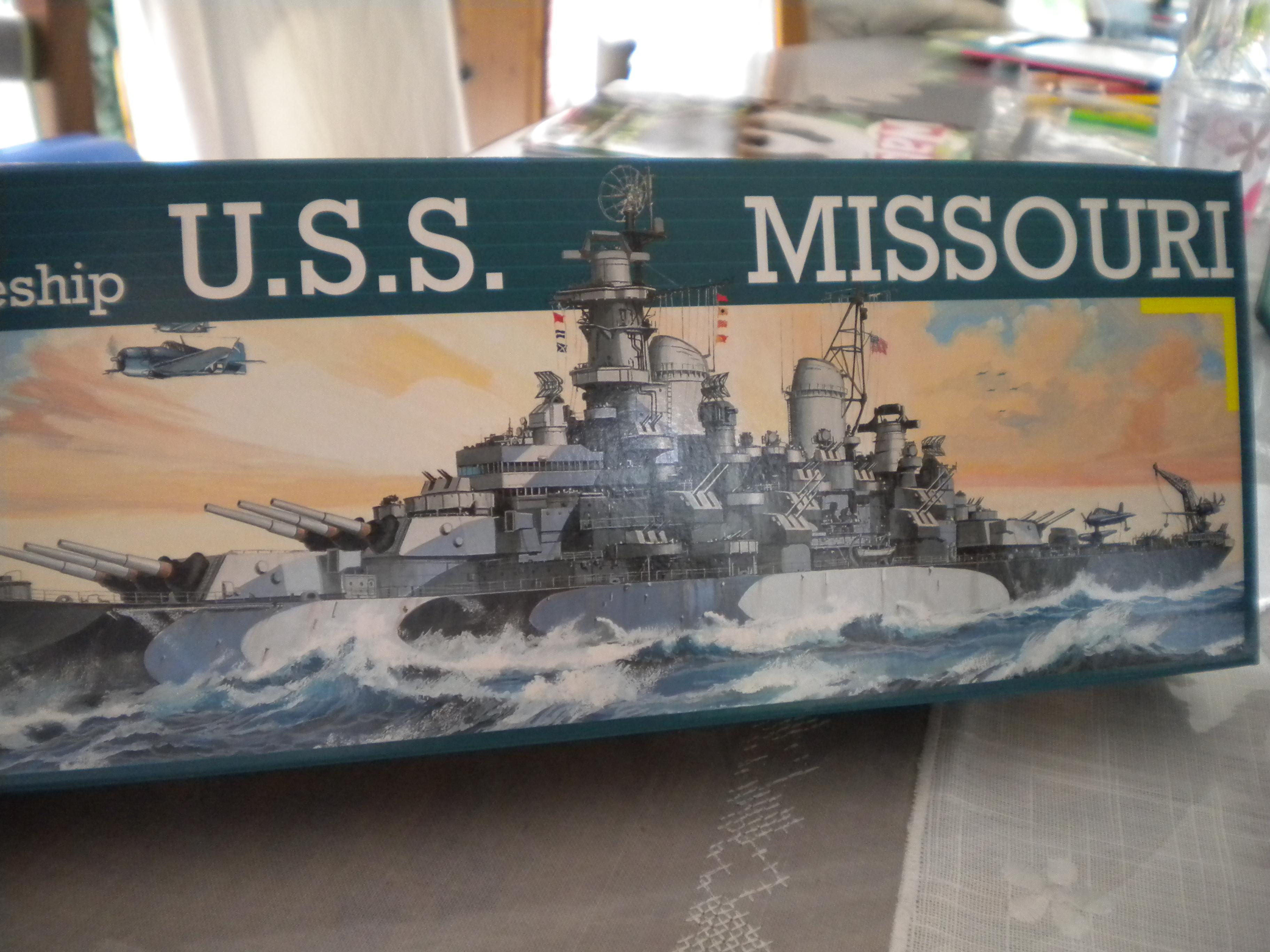 U.S.S MISSOURI 971102DSCN6439