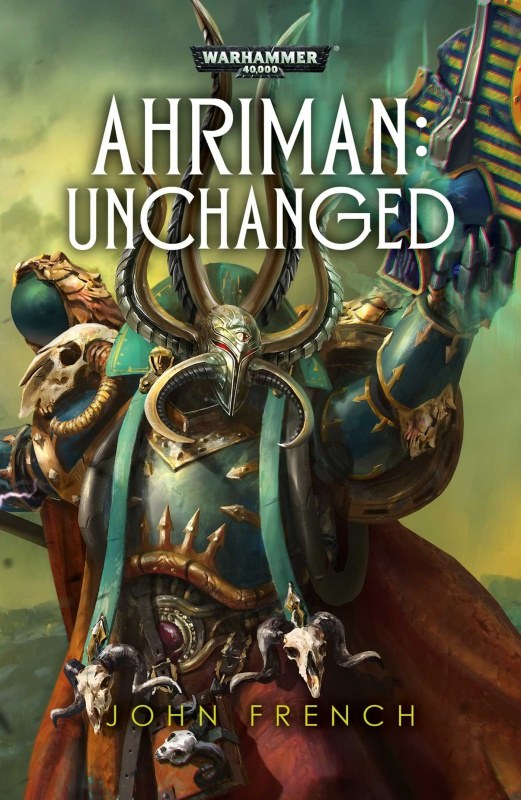 Ahriman: Unchanged de John French 97128081mV8fH3EUL