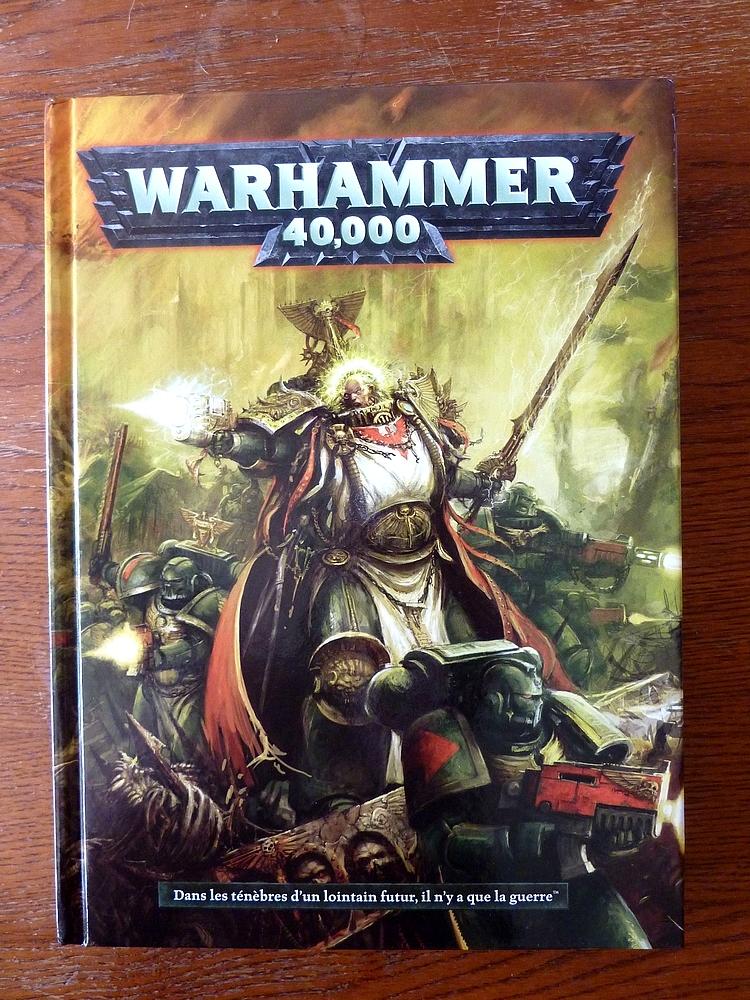 Le Livre de Règles de Warhammer 40,000 - V6 (Topic officiel) 971366Livre2