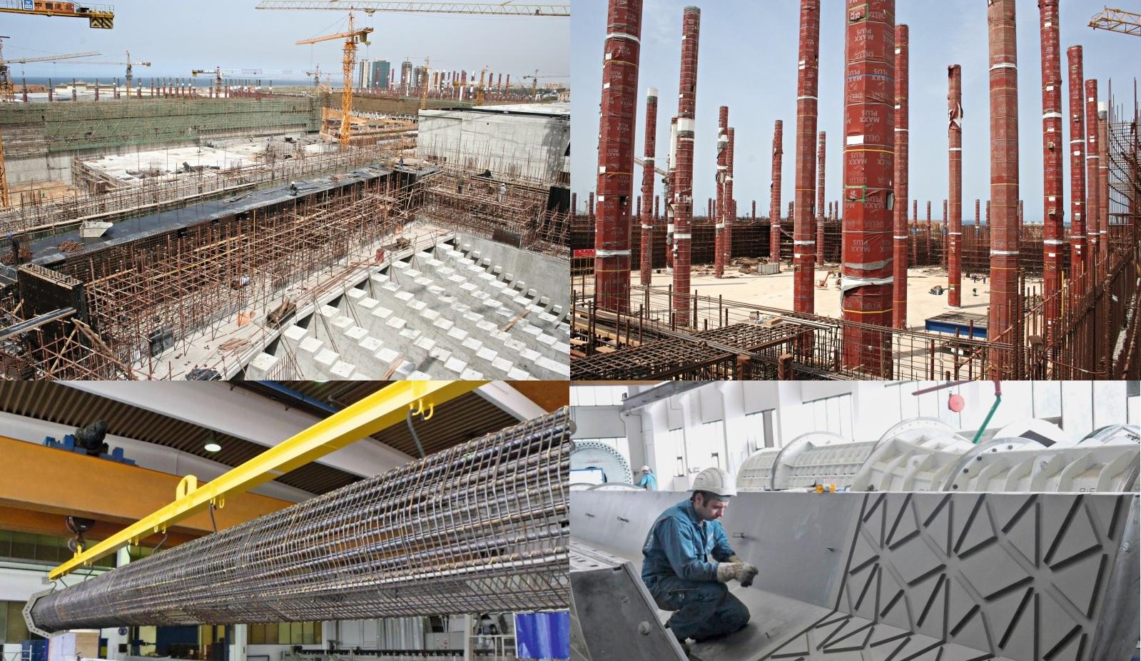 مشروع جامع الجزائر الأعظم: إعطاء إشارة إنطلاق أشغال الإنجاز - صفحة 7 971475513