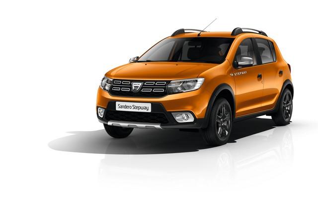 Et de quatre ! La famille Stepway s'agrandit avec Nouvelle Dacia Logan MCV Stepway 9723088736916