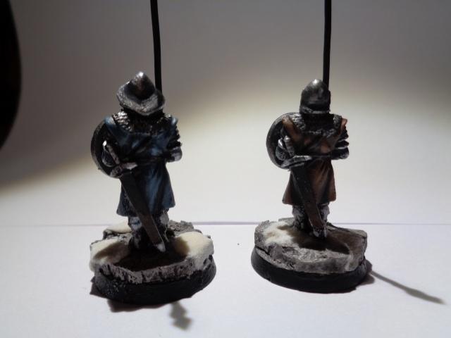 [Conversion] Figurines SdA ==> GoT : armée Stark 972828DSC00525