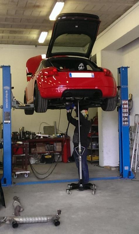 Audi TT Quattro Sport de Mox - Page 39 973806IMAG00361
