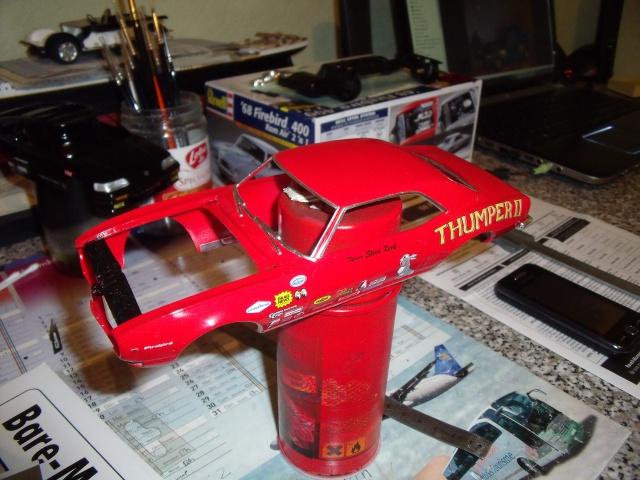 Pontiac Firebird '68 Drag' Version. 974242DSCF39261