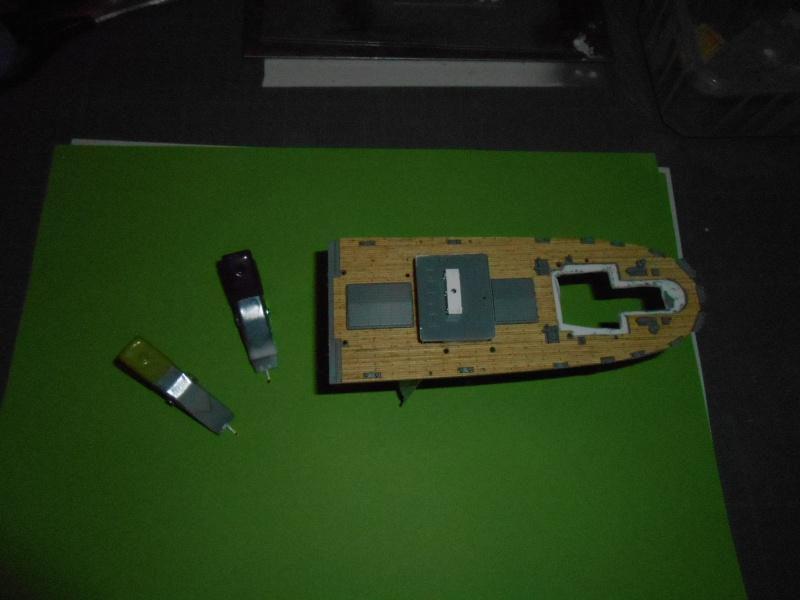 Hikawa Maru hopital 1/350 PE/pont en bois et babioles  - Page 2 974843DSCN5622