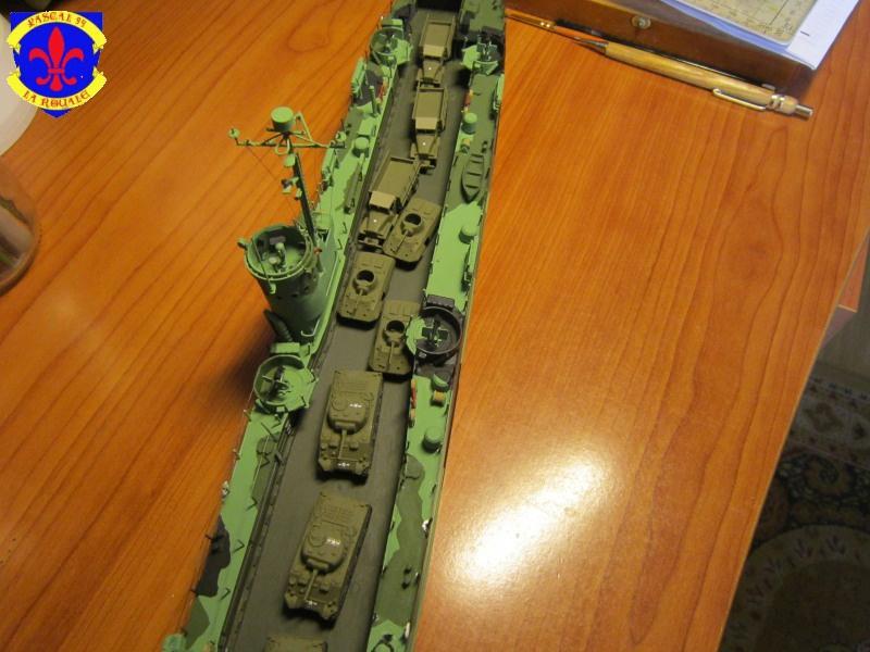 U.S. Navy Landing Ship Médium (Early) au 1/144 de Revell par Pascal 94 - Page 14 975003IMG44211