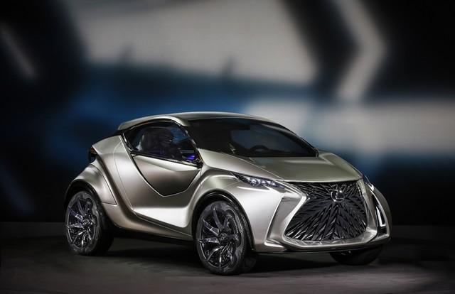 Le Lexus LF-SA Concept Révélé En Première Mondiale 975304LEXUSLFSA15GENEVAMS2015