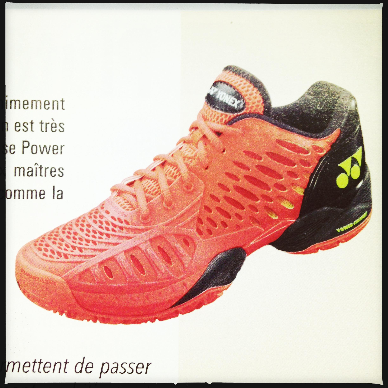 Nuove scarpe Yonex Nere e Viola Bercy 975839image199