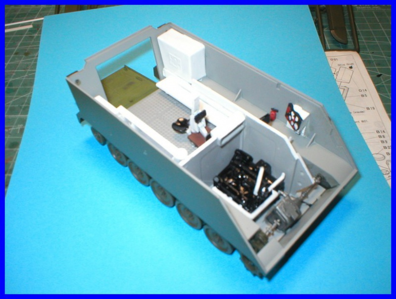 M 113 US ARMOURED PERSONNEL CARRIER 1/35 TAMIYA 975867P1010001800x600