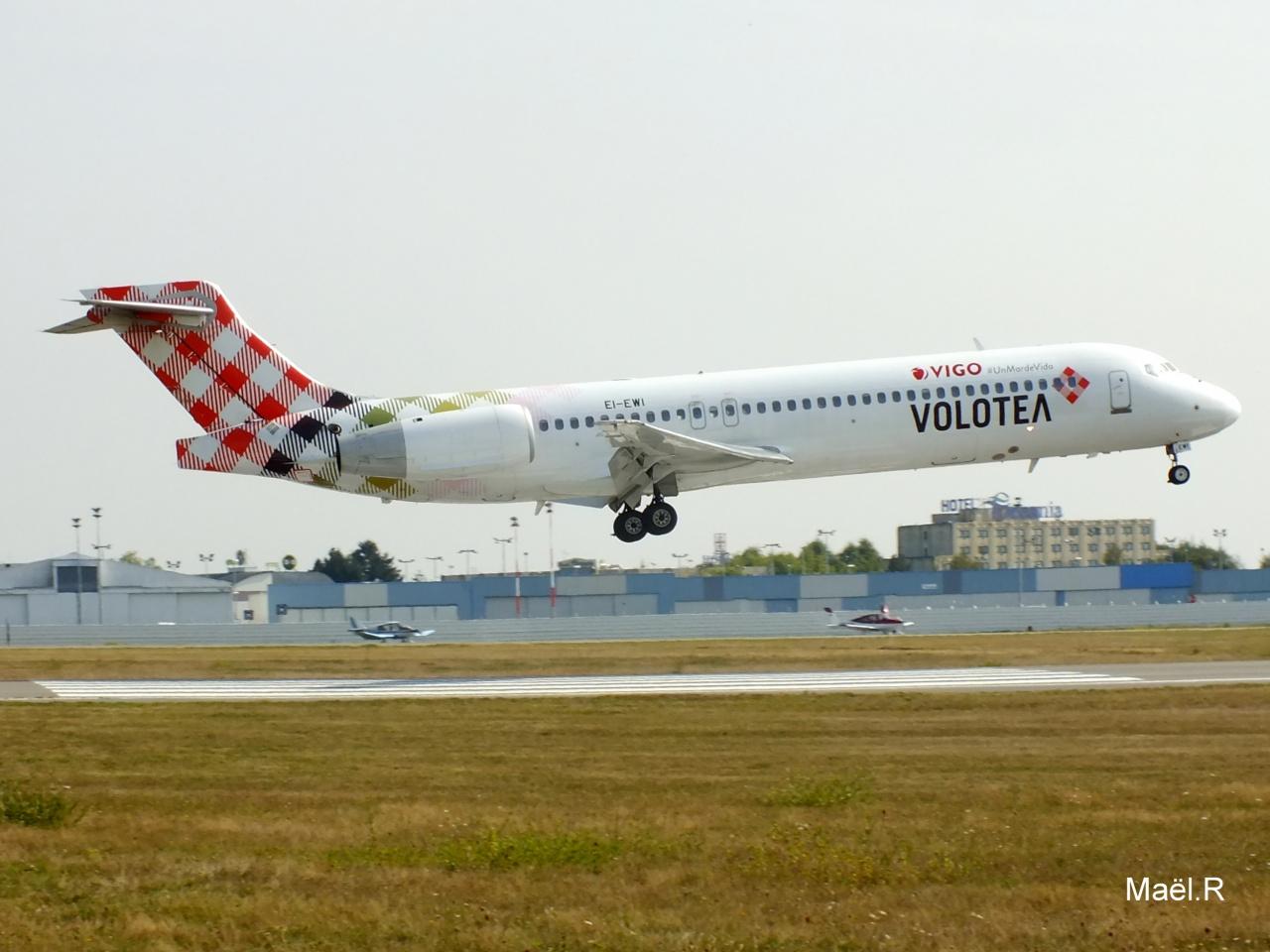 [18/09/2014] Boeing B717 (EI-EWI) Volotea: VIGO #UnMardeVida! 976524Septembren10048