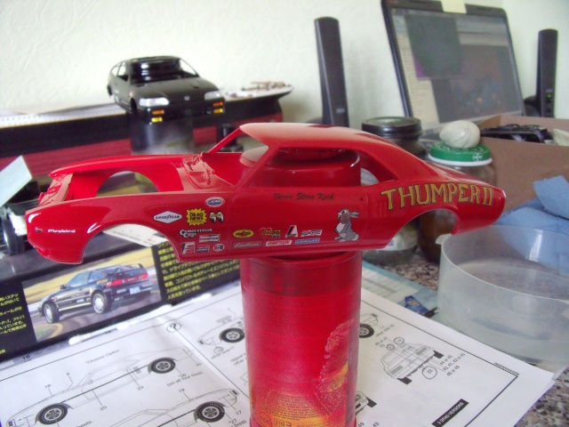 Pontiac Firebird '68 Drag' Version. 976975DSCF39061