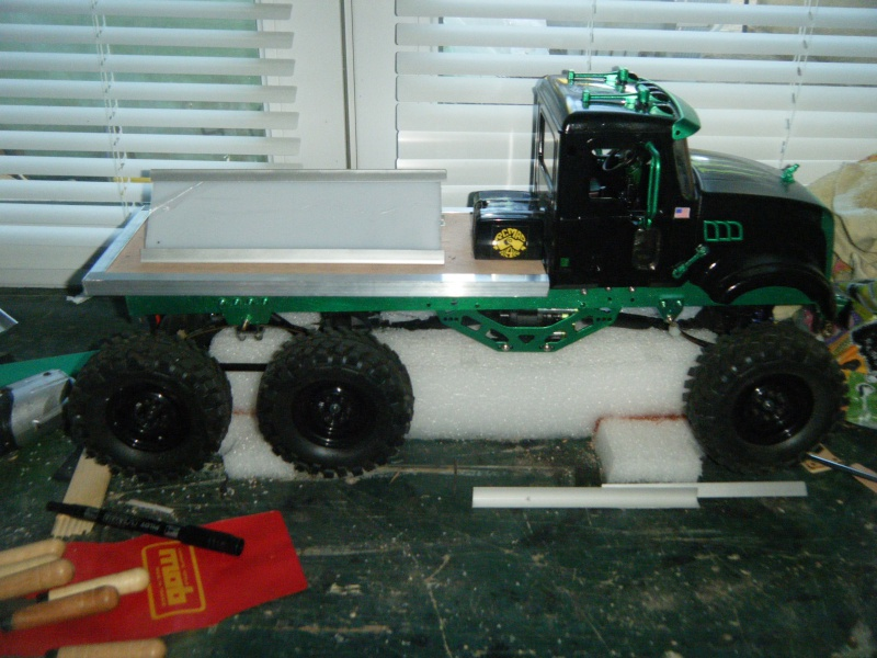 Mack 6x4 Monster Energy (FINI en attente d'un arceau) 977040DSCF3055