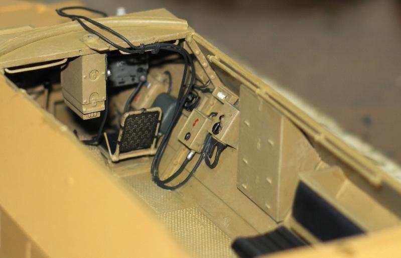 Sd.Kfz 251/20 Ausf D 'Falke' AFV Club 1/35 977263IMG0110