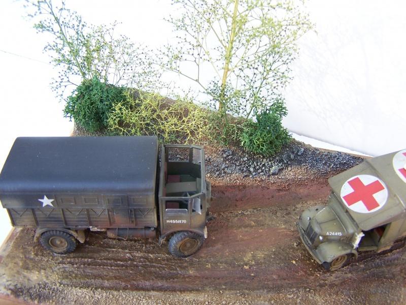 AEC Matador et Ambulance Austin K2 977525MatadorAustinK2020