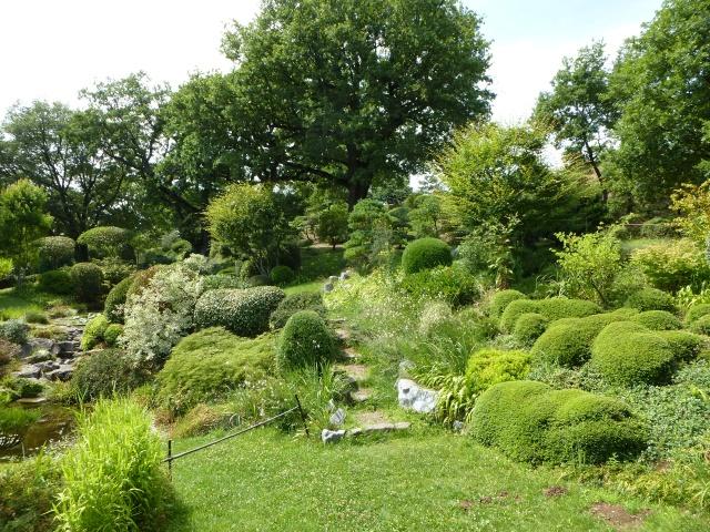 (26) Jardin Zen d'Erik Borja - Beaumont Monteux 977673P1020165
