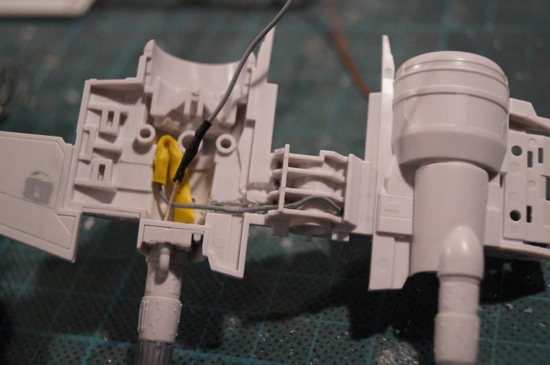 "X-Wing ""Resistance"" T-70 Bandaï 1/72 978049DSC01400"