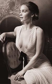 Emilia Clarke avatars 200x320 pixels - Page 3 978882Tara3