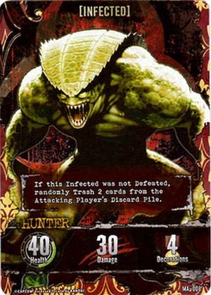 Les cartes du jeu Resident Evil 979151carte50