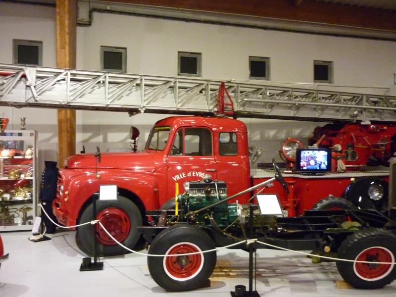 Le musée des Sapeurs Pompiers de Montville 980279AGLICORNEROUEN2011035
