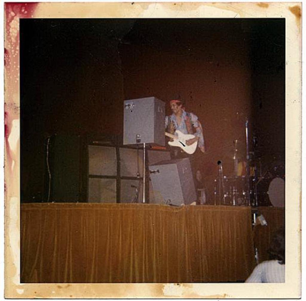 Madison (Dane County Memorial Coliseum) : 2 mai 1970   98111619700502Madison59