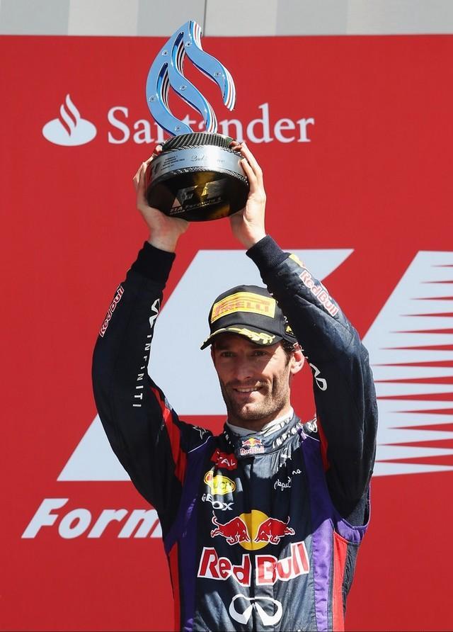 F1 GP de Grande-Bretagne 2013 : (essais libres-1-2-3-Qualifications) 9815432013MarkWebber