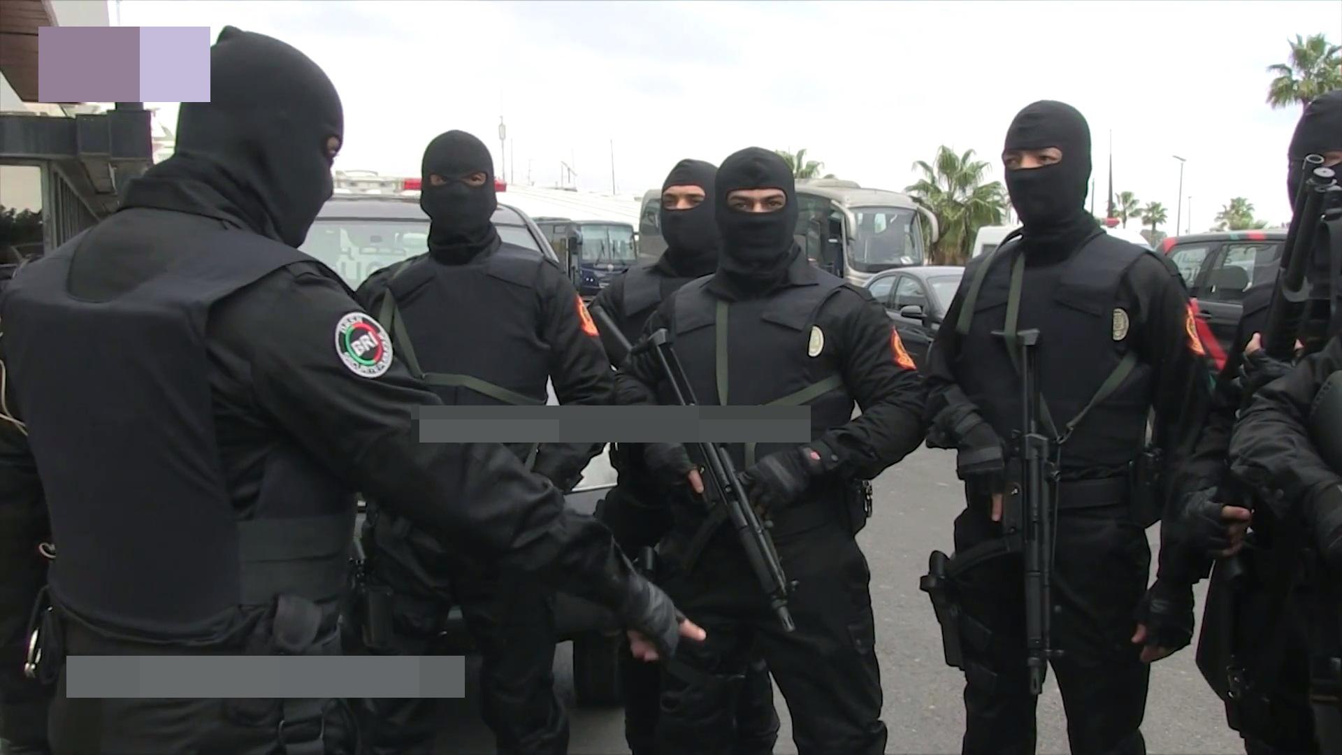 Moroccan Special Forces/Forces spéciales marocaines  :Videos et Photos : BCIJ, Gendarmerie Royale ,  - Page 9 982339104