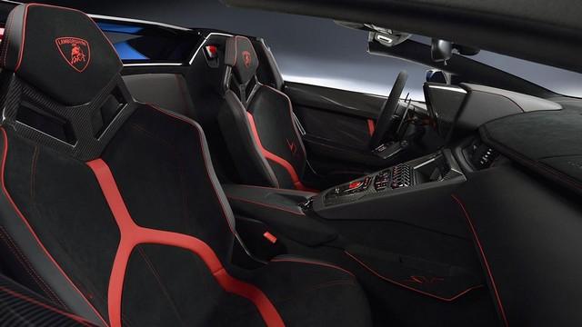 Pebble Beach 2015 : Lamborghini Aventador LP750-4 SV Roadster SuperVeloce 983206LamborghiniAventadorLP7504SVRoadster4
