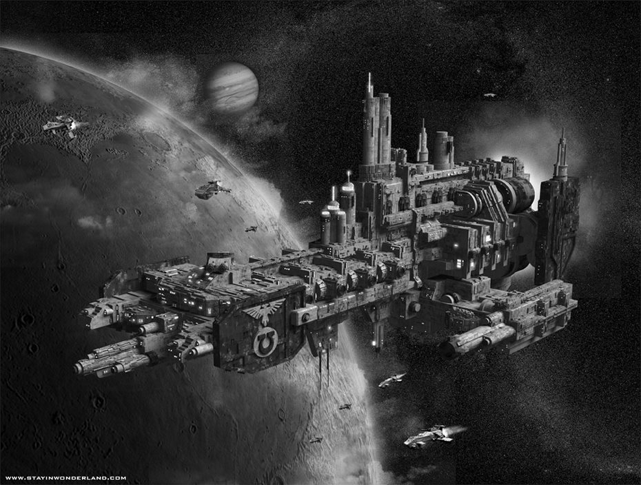 [W40K] Collection d'images : Flotte Impériale - Page 2 984941IN4