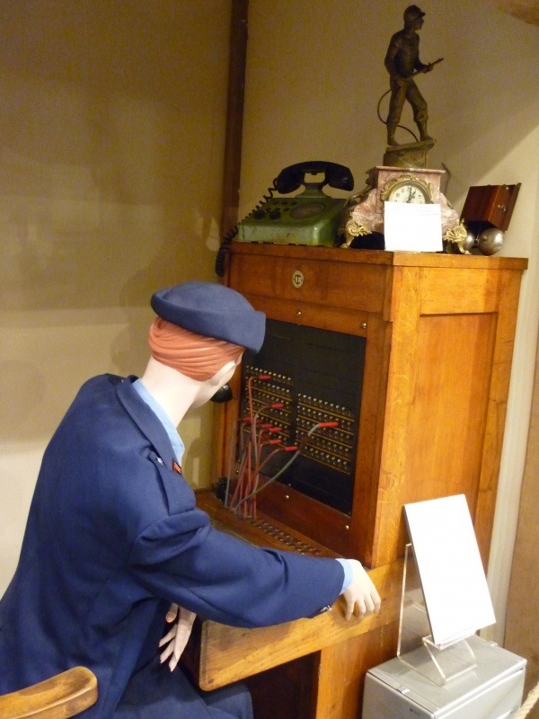 Musée des pompiers de MONTVILLE (76) 985057AGLICORNEROUEN2011081