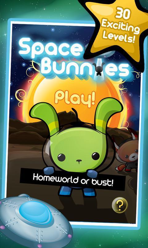 [JEU] SPACE BUNNIES : Aidez les lapins de l'espace [Gratuit] 9858607