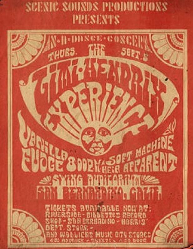 San Bernardino (Swing Auditorium) : 5 septembre 1968 985887page231004full