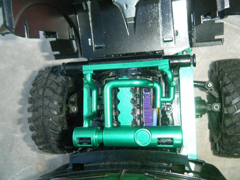 Mack 6x4 Monster Energy (FINI en attente d'un arceau) 986517DSCF3024