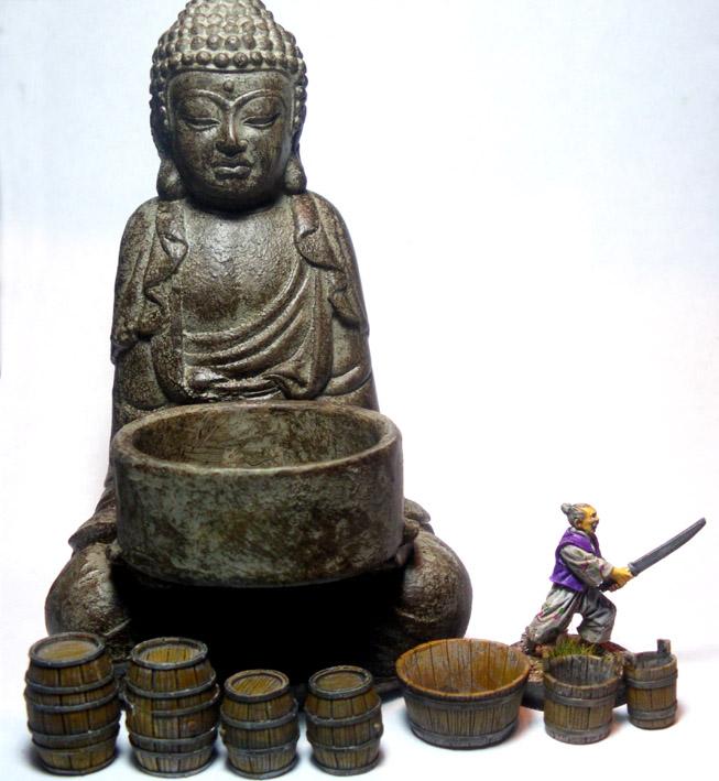 Ronin, jeu d'escarmouche au temps des Samuraï - Page 3 986677ro5