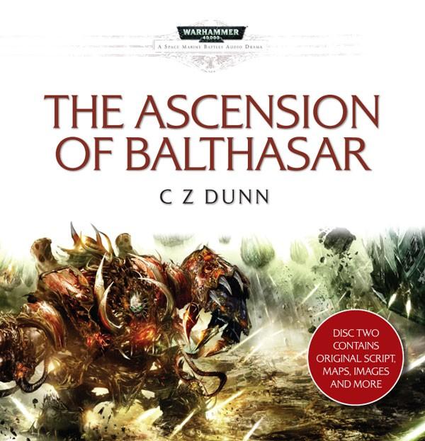 Vengeance Noire – Le Roman & The Ascension of Balthasar de C.Z. Dunn 987211audioascensionb