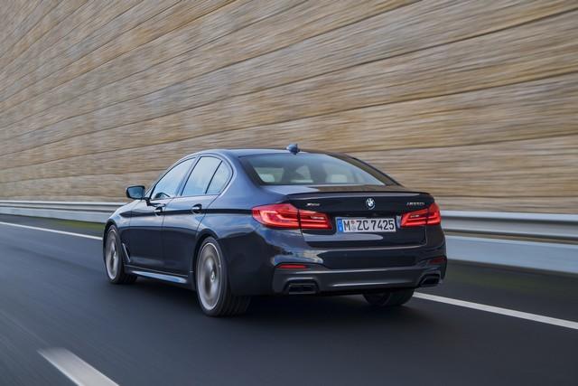 La nouvelle BMW M550i xDrive 988591P90244791highResthenewbmwm550ixd