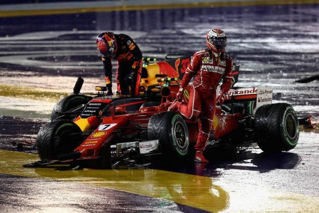 F1 GP de Singapour 2017 : Victoire Lewis Hamilton  989054848331158