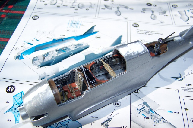 PZL P 23b Karas :  Mirage 1/48 9898831000284